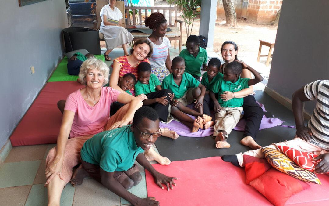 Mission : France -> Bénin, Cotonou (FR)